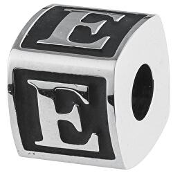 Ocelový přívěsek Alphabet E TJ Man BTJN48