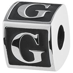 Ocelový přívěsek Alphabet G TJ Man BTJN50
