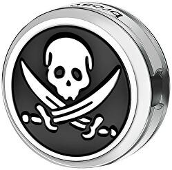Ocelový přívěsek Wild Skull TJ Man BTJN85