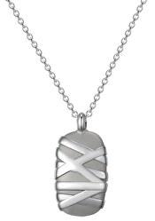 Pánský ocelový náhrdelník Stoneage BOG03