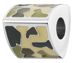Oceľový prívesok Team Camouflage TJ Man BTJN24