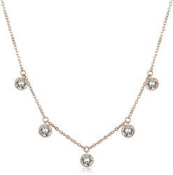 Trblietavý náhrdelník Symphonia BYM10