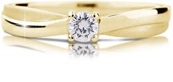 Jemný prsten se zirkonem Z6817-1906-10-X-1