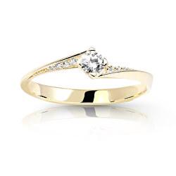Krásný zásnubní prsten Z6710-2101-10-X-1