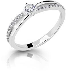 Z6728–2837-10-X-2 finoman csillogó gyűrű