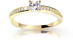 Lenyűgöző csillogó gyűrű Z6713-2523-10-X-1