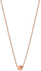 Bronzový náhrdelník Side KJ5QPN100100