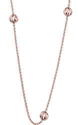 Bronzový ocelový náhrdelník Show KJ4XPN100100