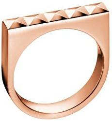 Bronzový prsten Edge KJ3CPR1001