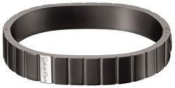 Černý ocelový náramek KJ5SBD2801
