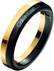 Luxusní bicolor prsten Gorgeous KJ5VBR2001