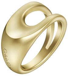 Luxusní pozlacený prsten Shade KJ3YJR1101
