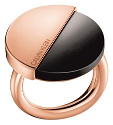 Luxusní pozlacený prsten Spicy KJ8RBR1401