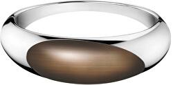 Ocelový náramek s kamenem Ellipse KJ3QCD0201