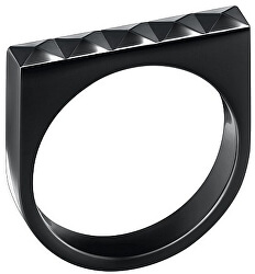 Ocelový prsten Edge KJ3CBR1001