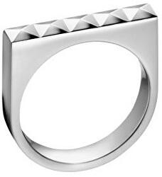 Ocelový prsten Edge KJ3CMR0001