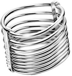 Ocelový prsten Form KJ77AR0101