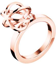 Originální pozlacený prsten Show KJ4XPR1002