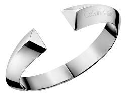 Otevřený ocelový náramek Shape KJ4TMD00010