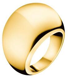Pozlacený prsten Ellipse KJ3QJR1001