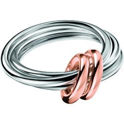Stylový ocelový prsten Forward KJ5HMR2001