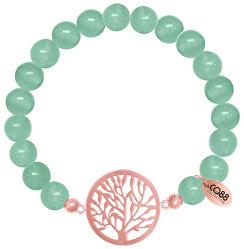 Jadeit karkötő életfa medállal 865-180-080014-0000