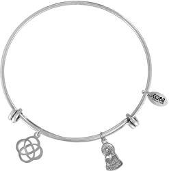 Meditační ocelový náramek 860-180-021009-0000