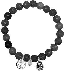 Náramek z černého jadeitu 865-180-090012-0000