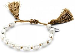 Náramek z pravých perel 865-180-090115-0000