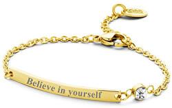 Oceľový náramok Believe in yourself 860-180-090139-0000