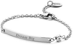 Oceľový náramok Dream Big 860-180-090138-0000