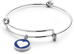 Ocelový náramek Follow your heart 860-180-090186-0000