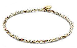 Stylový ocelový náramek s korálky 865-180-090656-0000