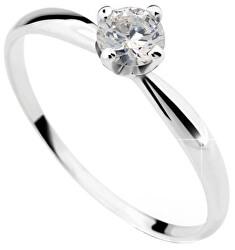 Luxusné zásnubný prsteň DLR2365b