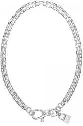Luxusní náhrdelník s visacími zámky The City Street - In Motion 5520111