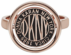 Stylový prsten s logem Token New York 5520040