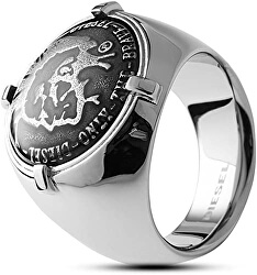 Moderní pánský prsten DX0742040