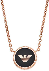 Bronzový náhrdelník s logom EGS2533221