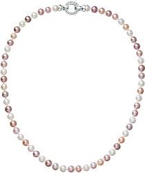 Farebný perlový náhrdelník Pavona 22004.3 A