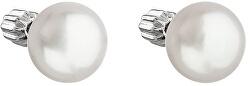 Perlové náušnice ze stříbra Pavona 21004.1