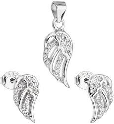 Sada šperkov náušnice a prívesok 19008.1