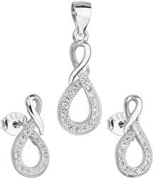 Sada šperků náušnice a přívěsek 19012.1