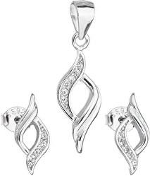 Sada šperkov náušnice a prívesok 19013.1