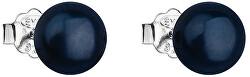 Stříbrné náušnice s pravými perlami Pavona 21042.3
