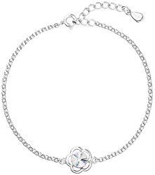 Stříbrný náramek s krystalem Swarovski 33117.1