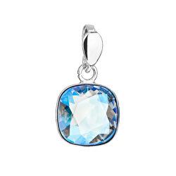 Strieborný prívesok 34224.3 Light Sapphire