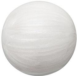 Biela perleťová rolnička do Anjelského zvončeka ERS-20
