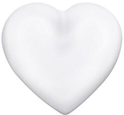 Biela rolnička Srdce ERS-01-HEART-L