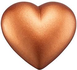 Medená rolnička Srdce ERS-16-HEART-L