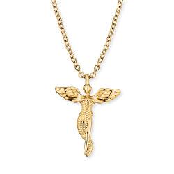Pozlacený náhrdelník Anděl ERN-LILANGEL-G